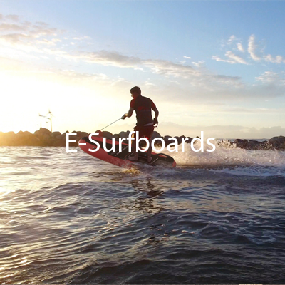 E-Surfboards
