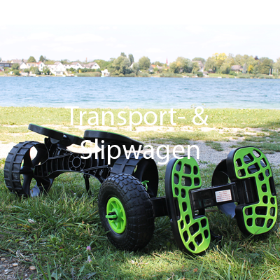 Transport- & Slipwagen
